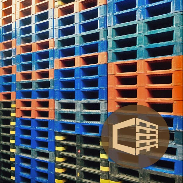 Used Plastic Pallets