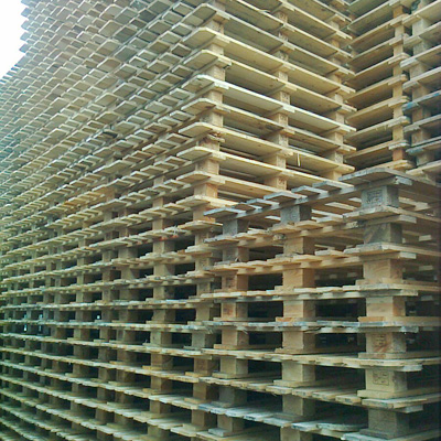 Recycled Timber Pallets Wolverhampton