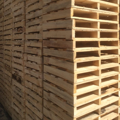 Recycled Pallets in Wolverhampton